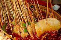 湖南特色小吃缽缽雞技術加盟