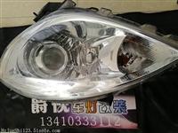 日产阳光车灯升级海拉5双光透镜实体店车灯升级改装
