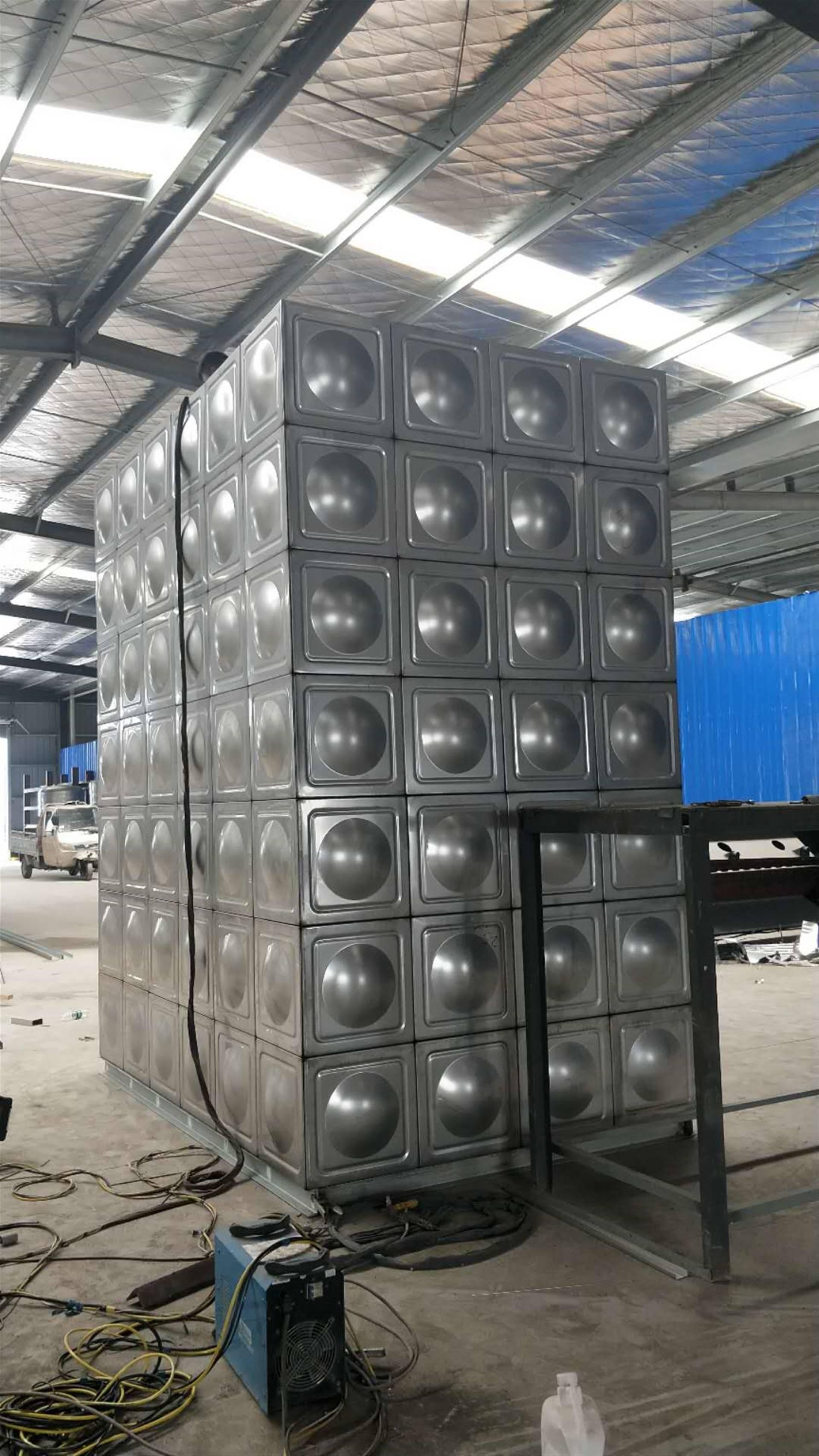 安徽不锈钢保温水箱定制 经济环保  价格低