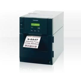 郑州金水区东芝B-SA4TM标签打印机易于装载厂家直供物美价廉