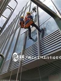 广州外墙玻璃维修-幕墙维修-幕墙换胶-高空外墙玻璃改造更换安装