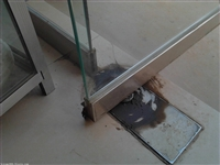 海淀区维修玻璃门玻璃门配件大全