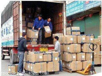 上海到肇庆物流公司路线