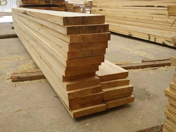 建筑木方名称