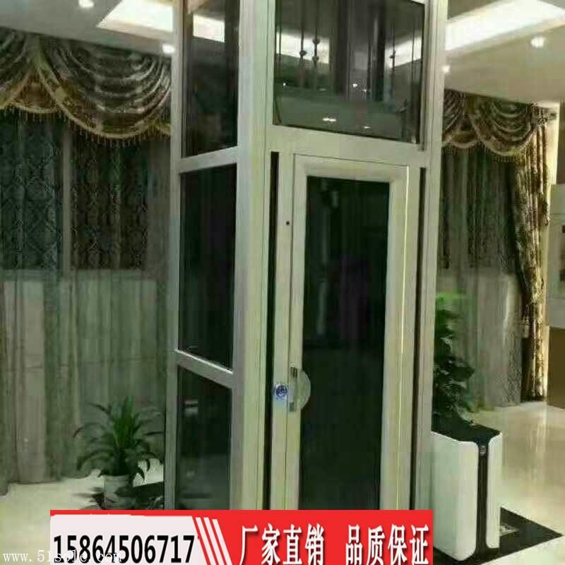 二层三层四层家用别墅电梯 高档家用静音升降电梯的品牌 大壮机械
