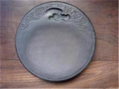 可靠的云纹圆形砚台收购公司