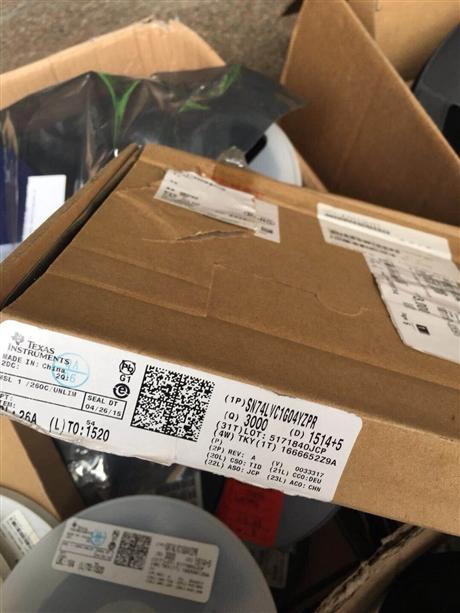 回收电子元件多少钱