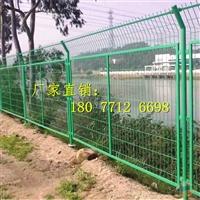 广西折弯护栏丨南宁绿色边框围栏