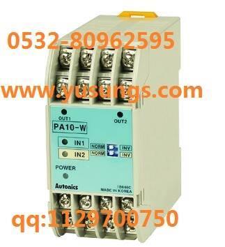 韩国进口autonics传感器控制器PA10-W奥托尼克斯青岛代理商