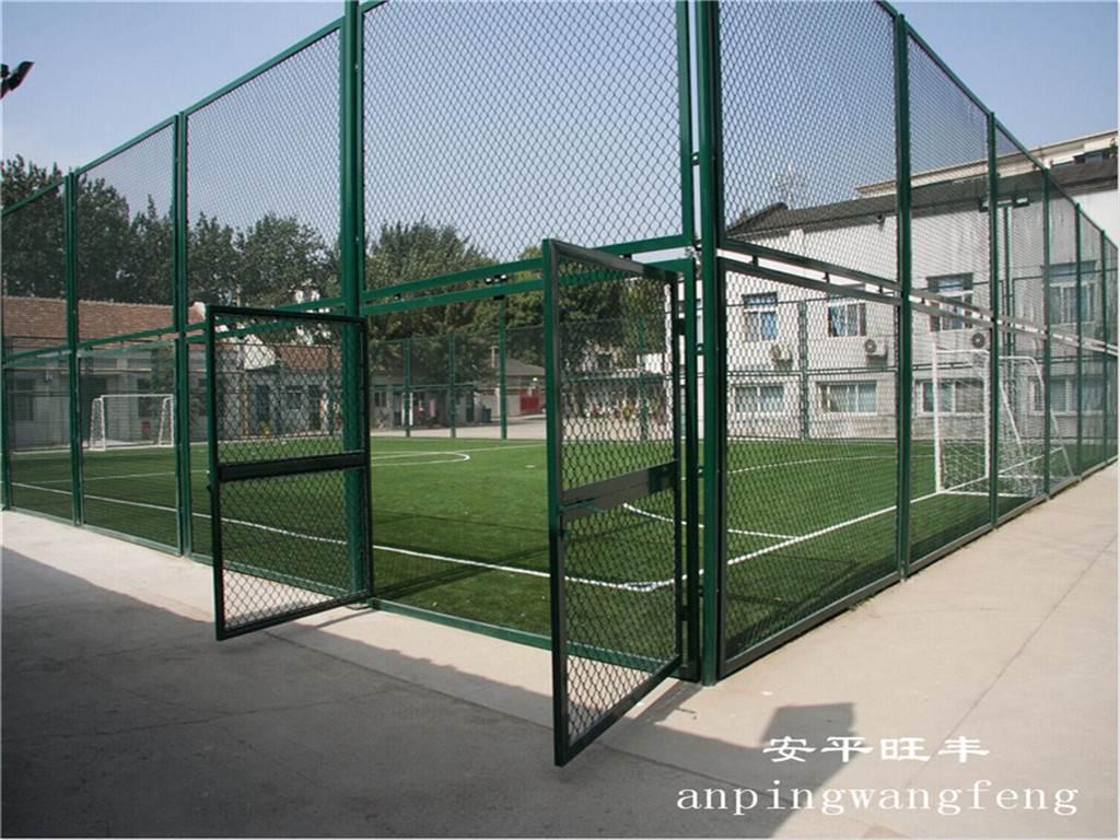 河北笼式足球场围网生产厂家