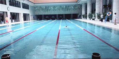 室外游泳池设计