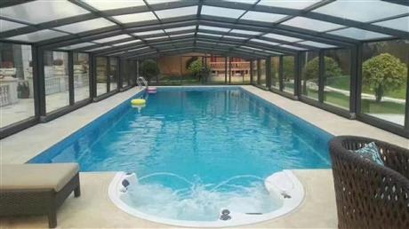 室外游泳池施工