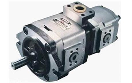 原装正品不二越双联齿轮油泵IPH