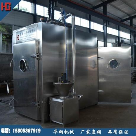 专业生产销售华钢YX-500通道式熏蒸炉 烟熏机大型