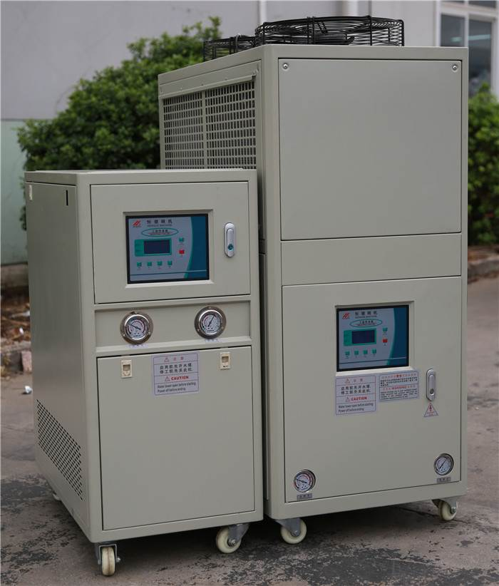 水冷冰水机,箱体式冷冻机