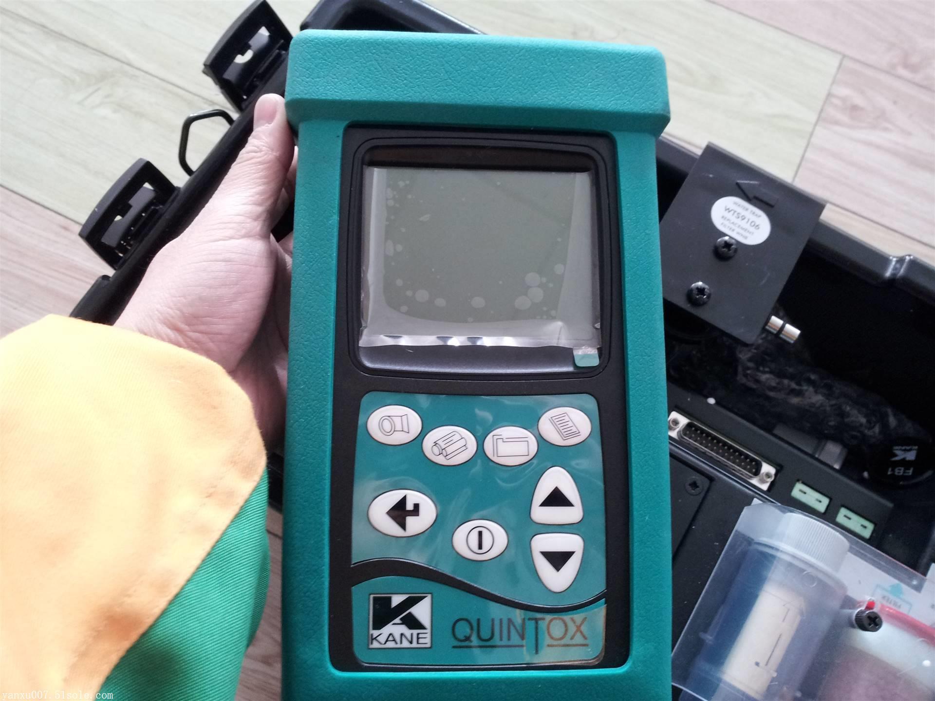 凯恩牌kane9206 quintox型综合烟气排放分析仪