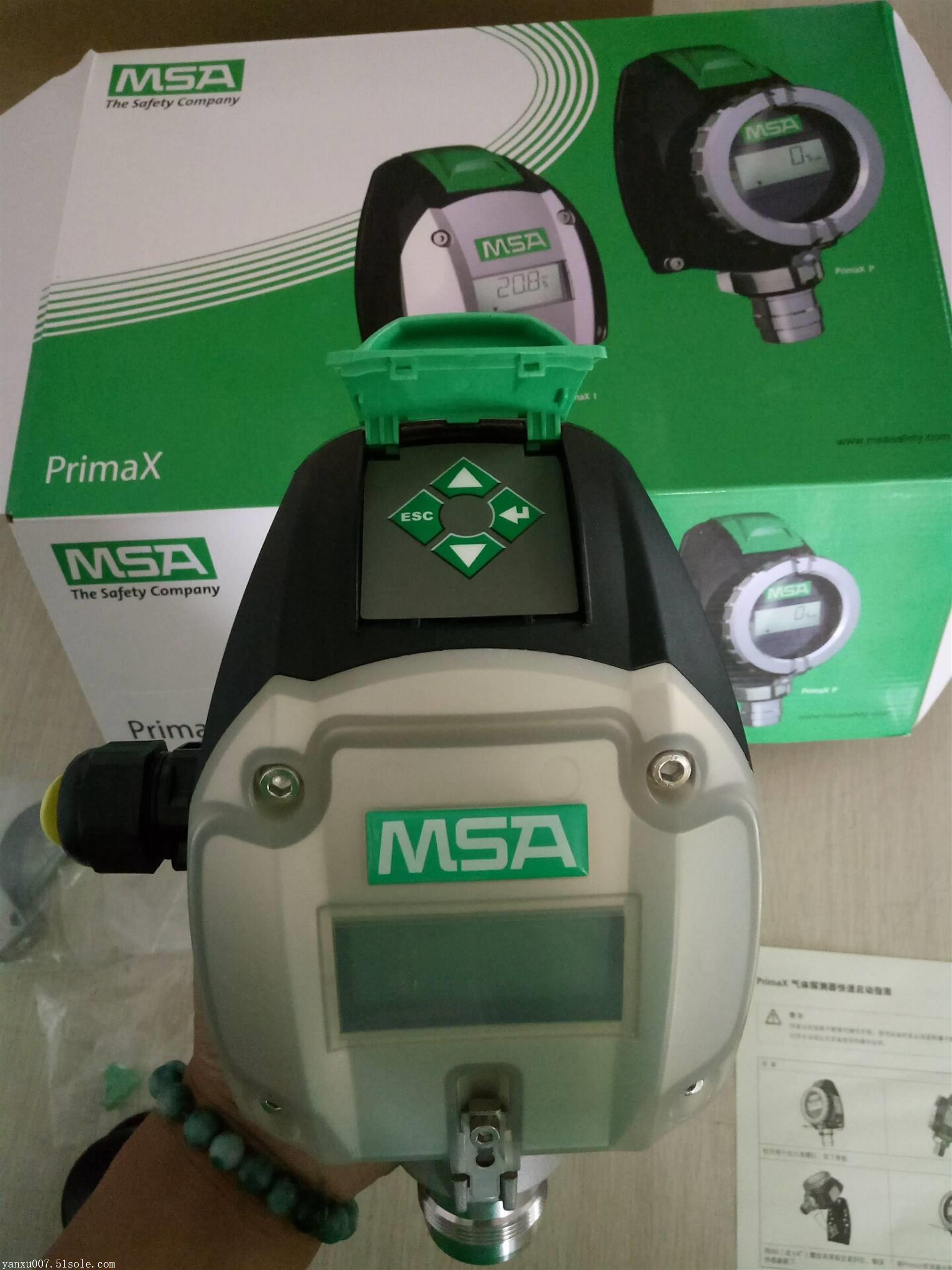 产品认证级梅思安Prima XI气体检测仪