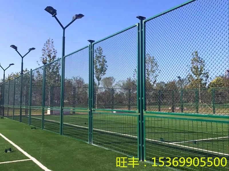 笼式足球场围网规格及价格