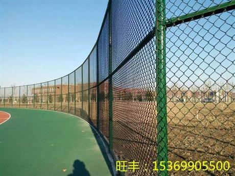 笼式足球场围网的安装步骤
