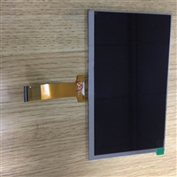 7寸1024x600mipi接口FPC30pin高亮IPS液晶屏