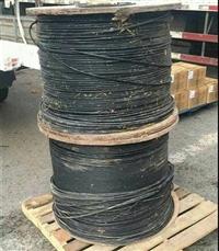 上门回收南充室外铠装光缆,高价回收南充通信工程余料