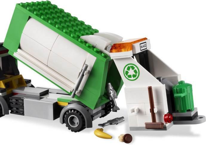 5方挂桶垃圾车