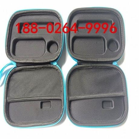 海绵热压成型制品 高弹eva热压箱包一次成型 XPE内衬压膜成型加工