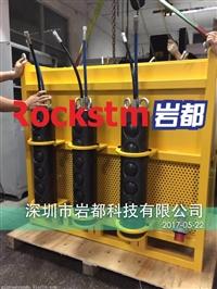 新型高效率液压劈裂机取代炸药
