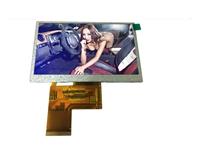 厂供4.3寸奇美480x270高亮1000cd/m2户外液晶屏