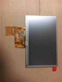 热销5寸群创普清480x272工业液晶屏AT050TN33