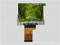 热销天马4吋320x240高亮工业液晶屏显示模组
