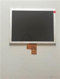 群創8寸1024x768高清高亮450cd/m2TFT液晶顯示屏EJ080NA-04C