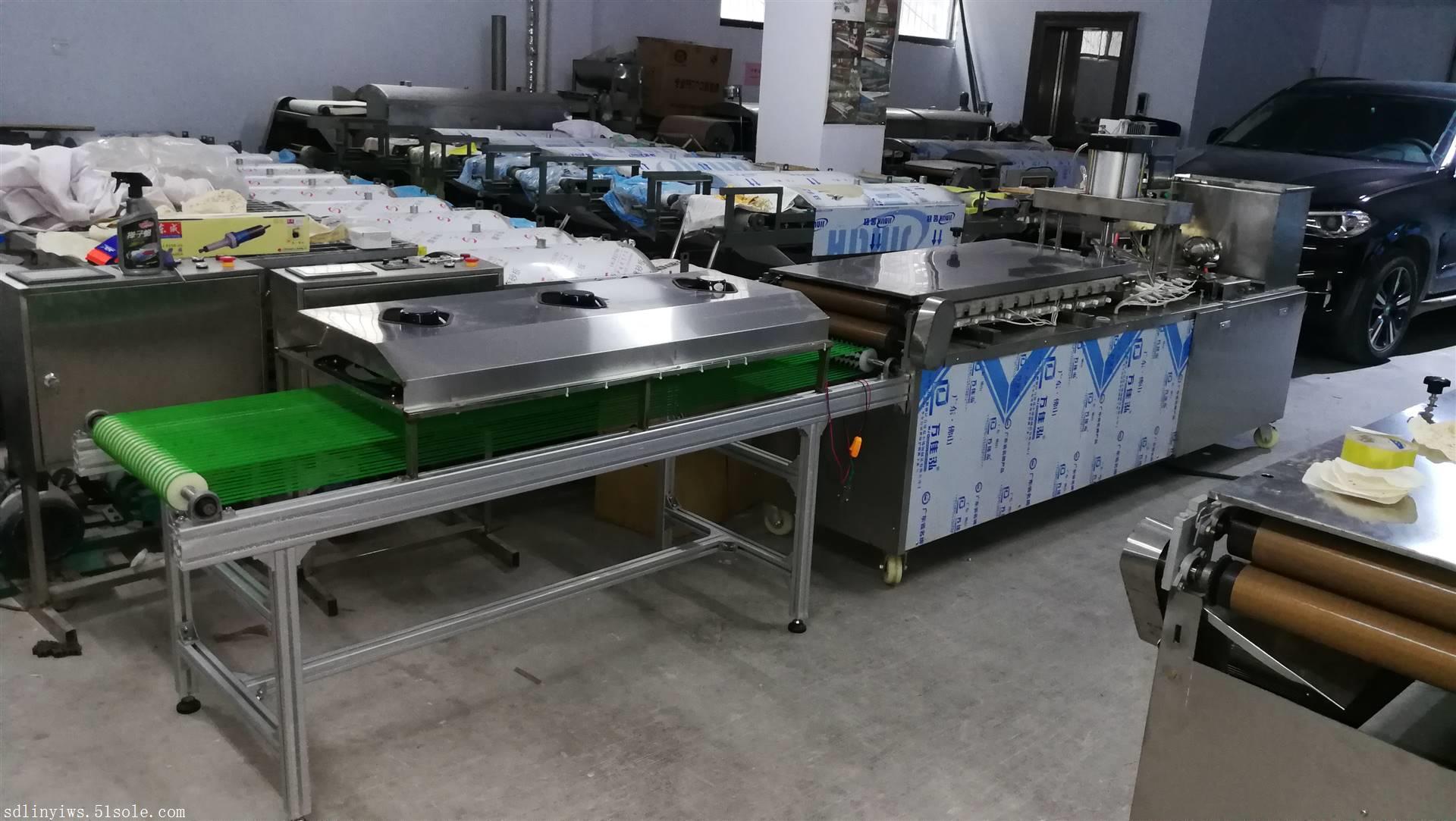 烫面单饼机厂家青岛发展很不错