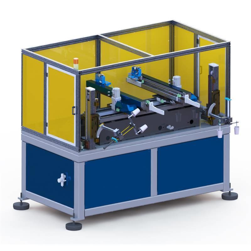 思为客SW814D高速侧取式六轴机械手侧取式叠模机械手