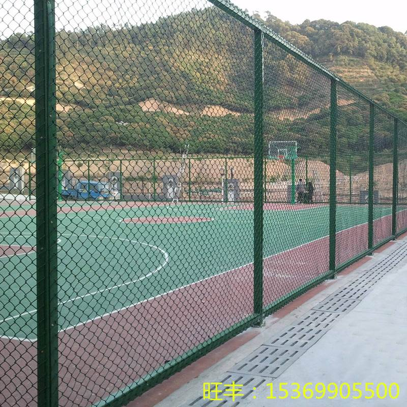 篮球场围网生产厂家