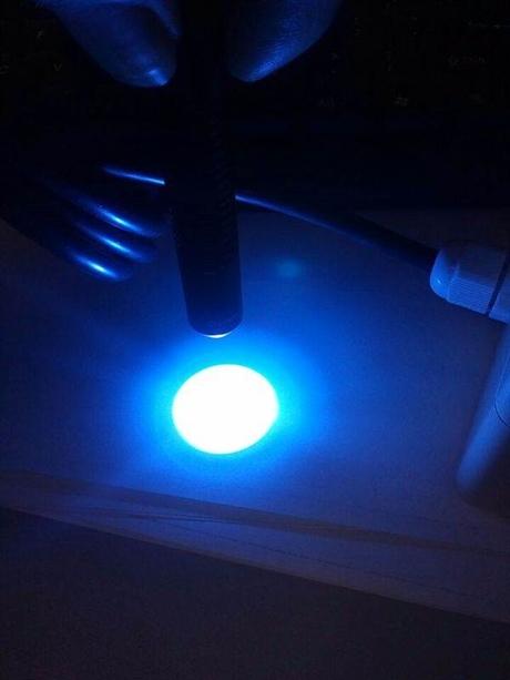 无影胶珠海水晶砂亚克力UV胶厂家