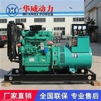 30千瓦柴油发电机组 加工厂养殖场备用电源 30千瓦小型发电机