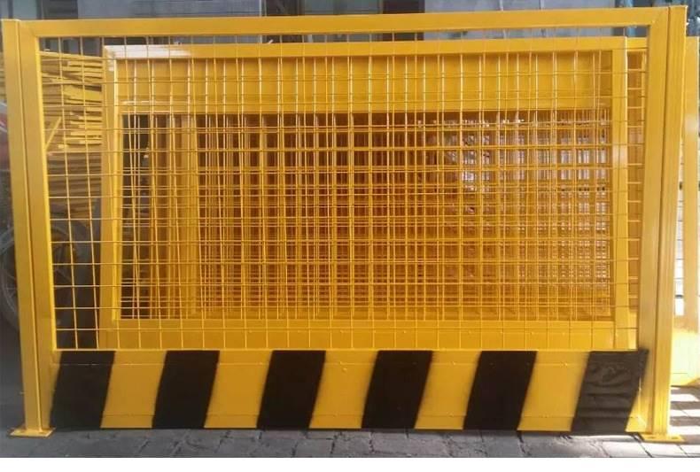 四川工地基坑护栏工地临时围栏