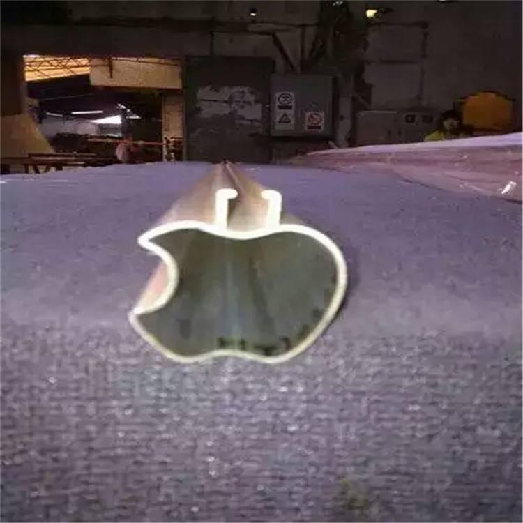 O型铝合金圆管天花