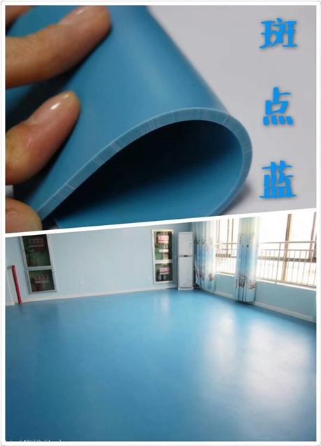 供应广州pvc塑胶运动地板,多色舞蹈室地板特价