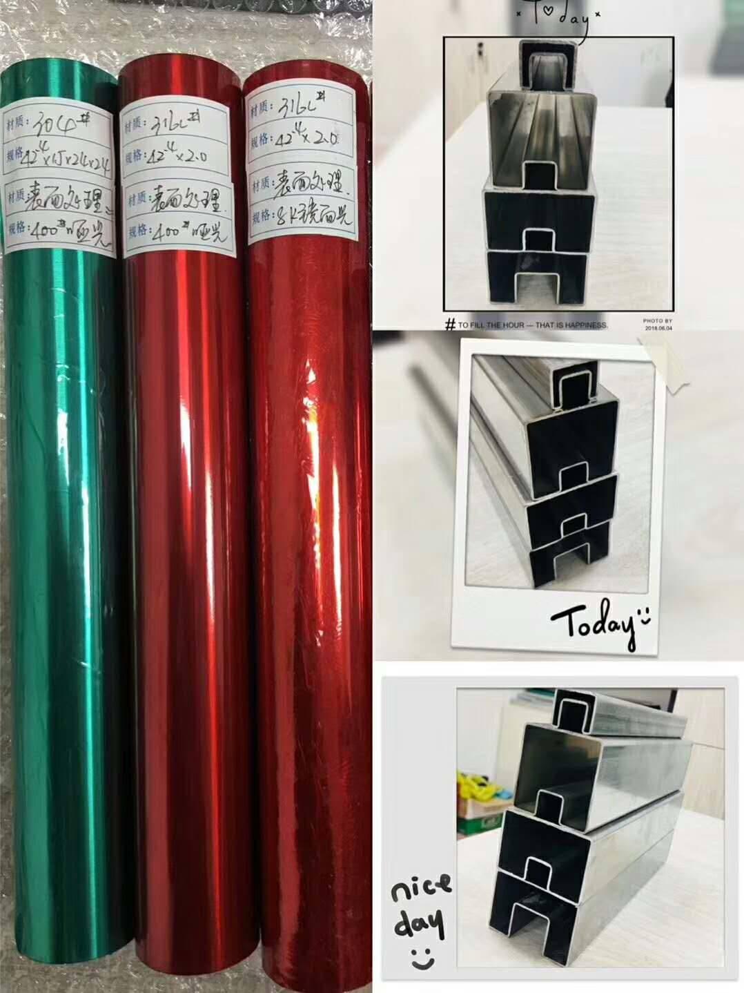 50*1.5不锈钢制品管