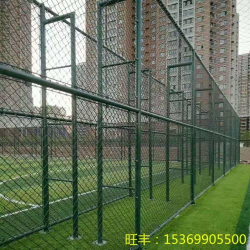 球场围网施工方案