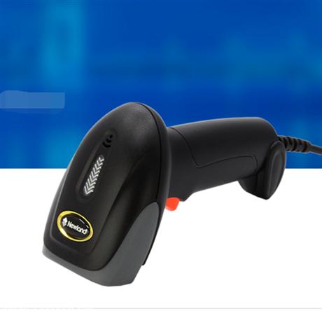 现货河南区域降价供应新大陆NLS-OY10手持式条码扫描器绿色低功耗