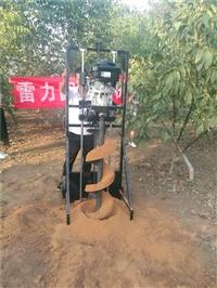 汽油植树挖坑机地钻价格