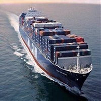 机械中山进口海运费