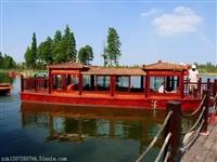 出售福建南平12米画舫船/电动观光船/休闲娱乐船