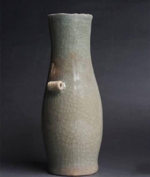 手绘陶器纹路