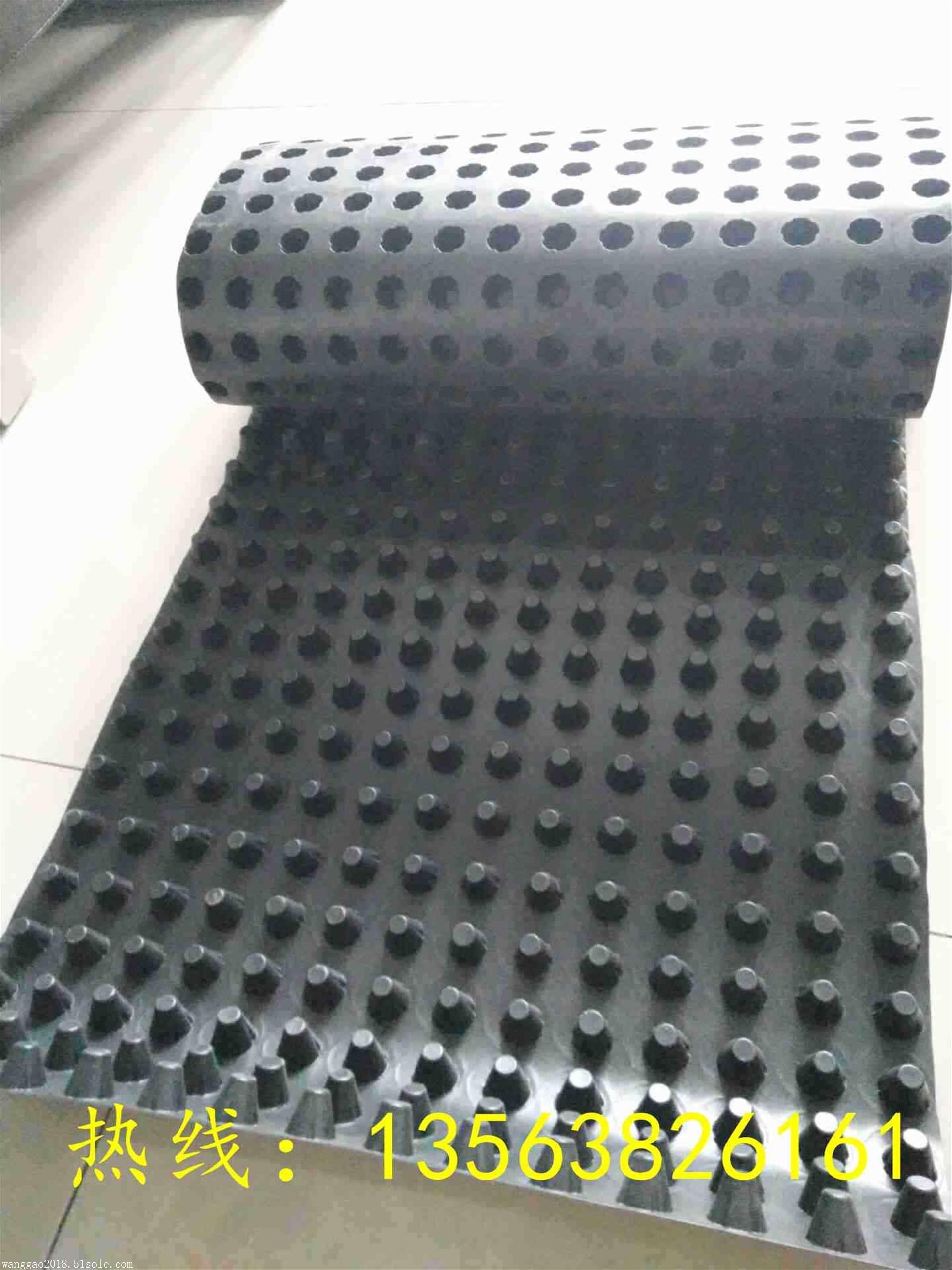庆阳镂空式排水板厂家