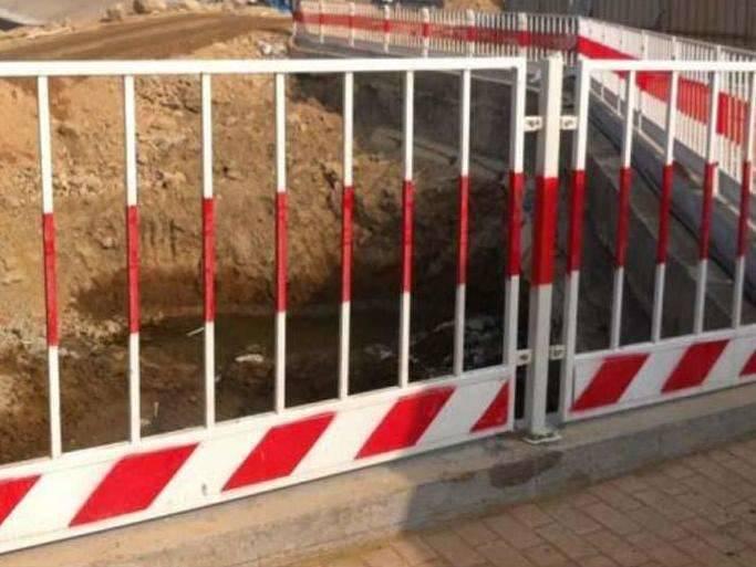 深圳基坑护栏采购 基坑护栏厂家 临边护栏批发