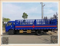 武夷山 供应东风氧气钢瓶运输车 上户7.68吨
